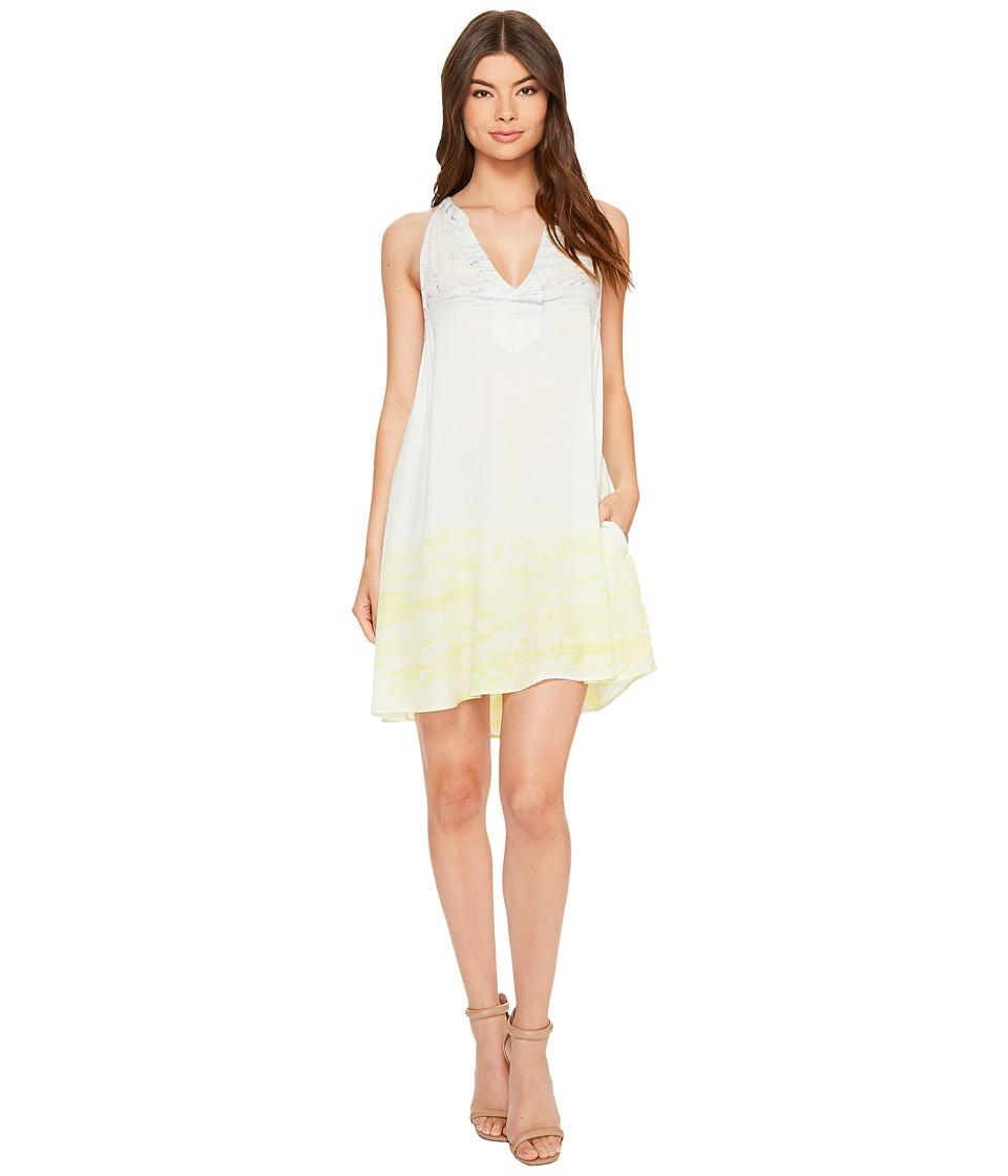 Young Fabulous & Broke - Natasha Dress (Mulberry Sunset Wash) Women's Dress
