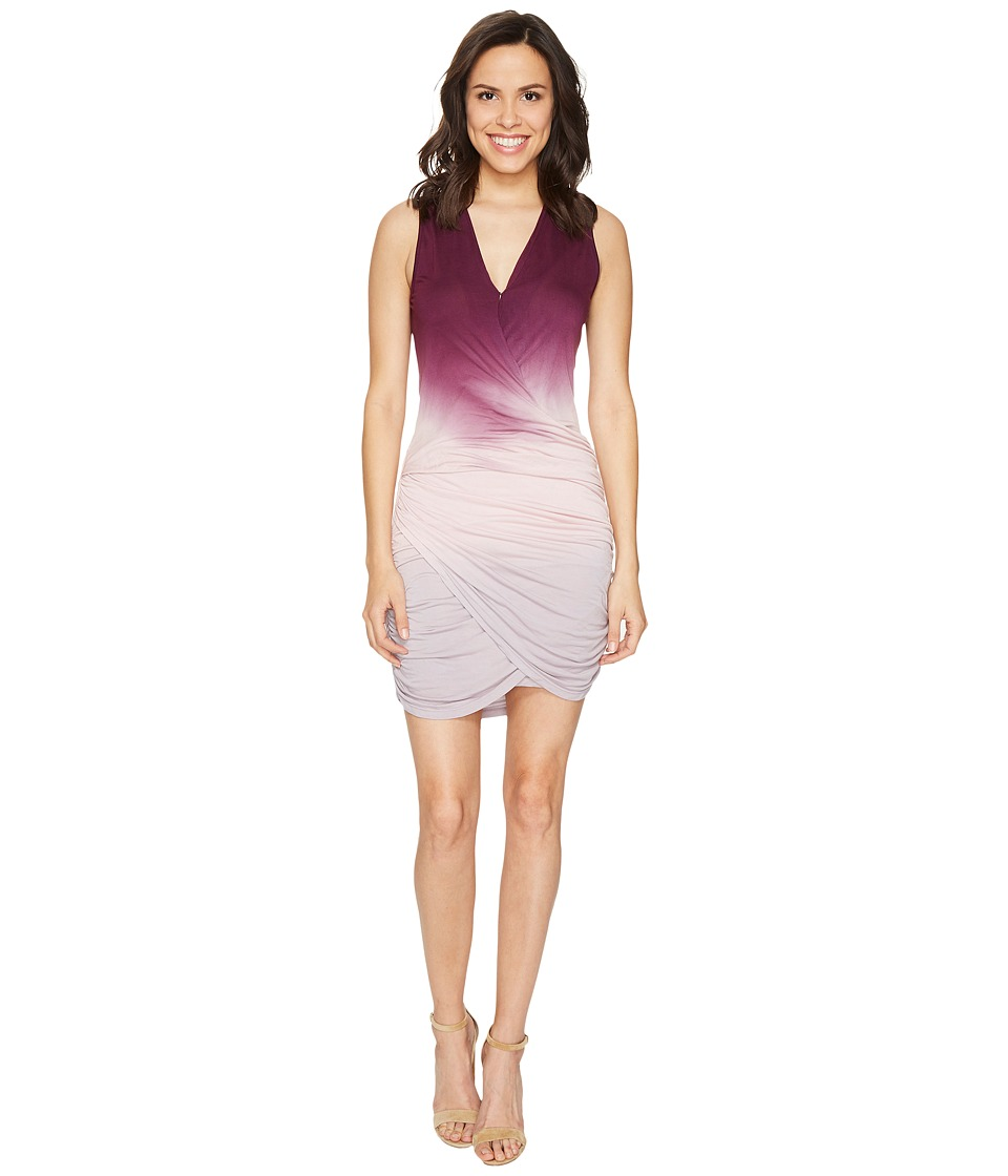 Young Fabulous & Broke Cadler Dress (Blush Ombre) Women