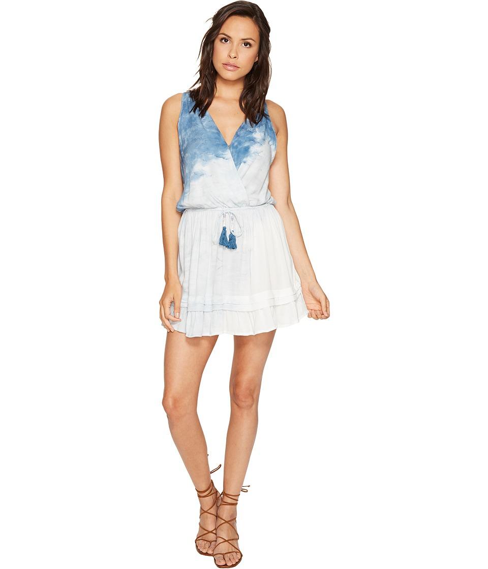 Young Fabulous & Broke - Nadine Dress (Seafoam Reef) Women's Dress