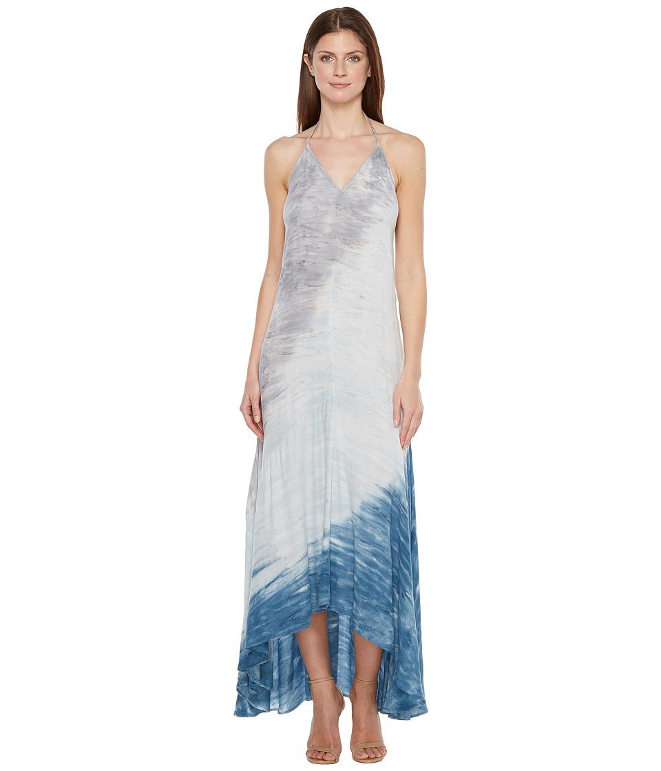 Young Fabulous & Broke Shanice Dress (Teal Reef) Women