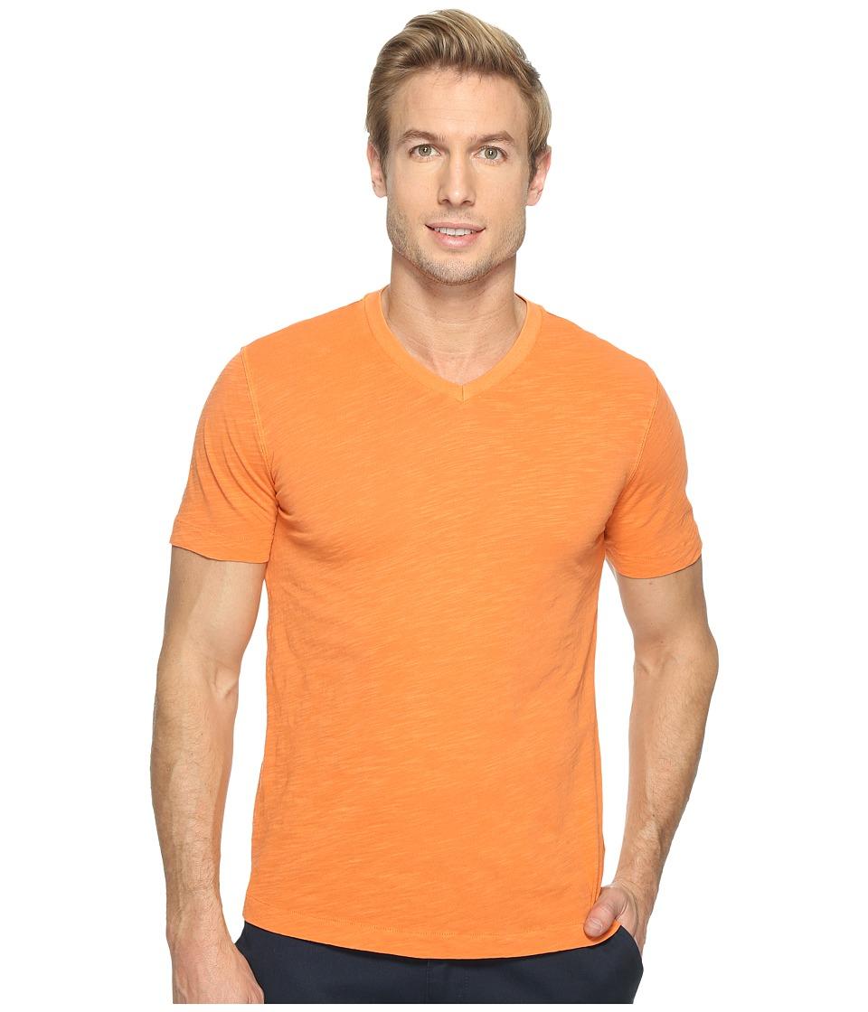 Mod-o-doc - El Porto Short Sleeve V-Neck Tee (Tropicana) Men's T Shirt
