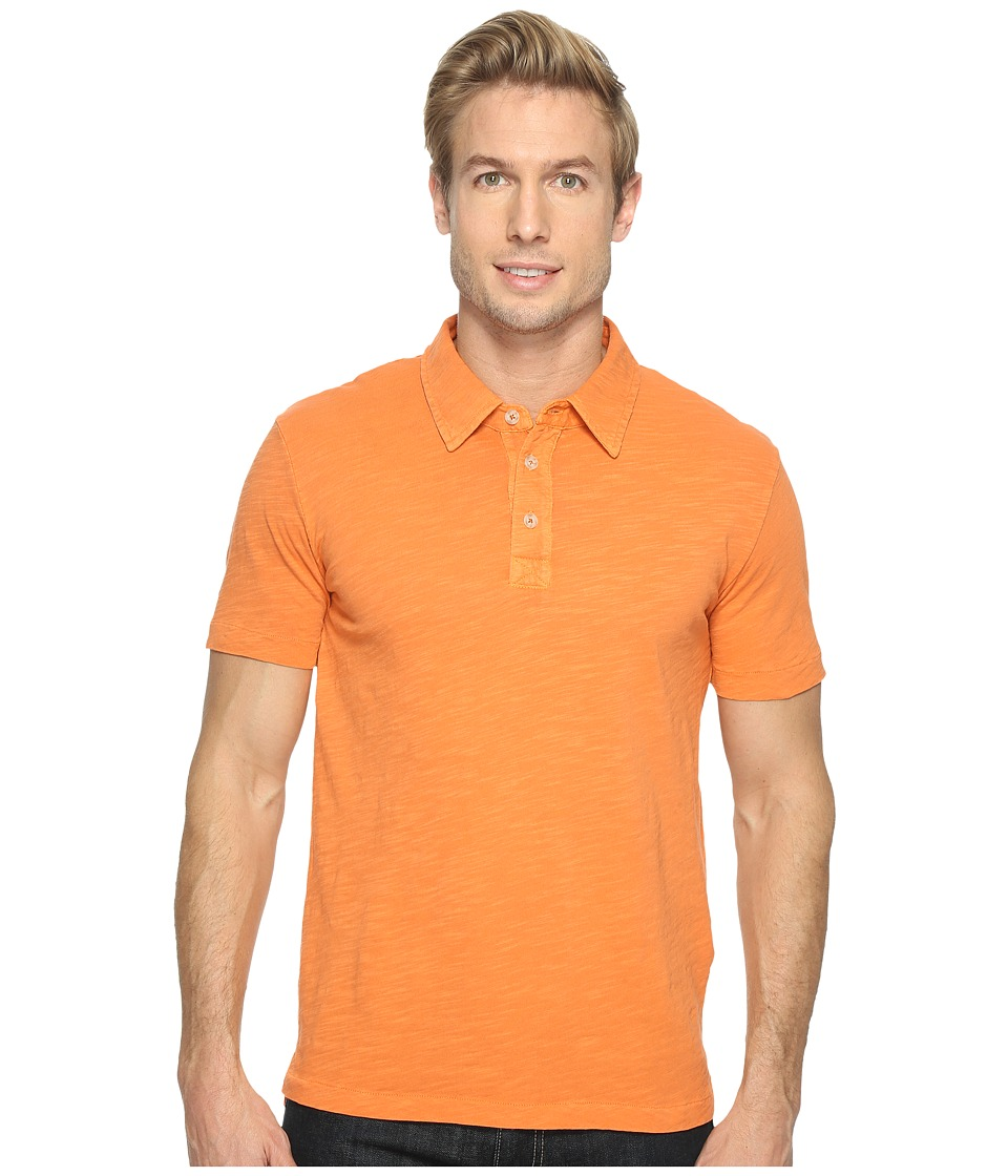 Mod-o-doc - Zuma Short Sleeve Polo (Tropicana) Men's Clothing