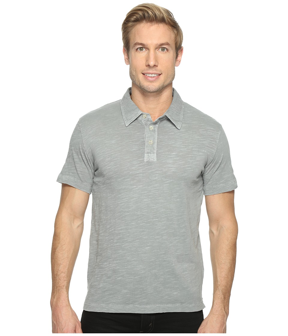 Mod-o-doc - Zuma Short Sleeve Polo (Coastal) Men's Clothing