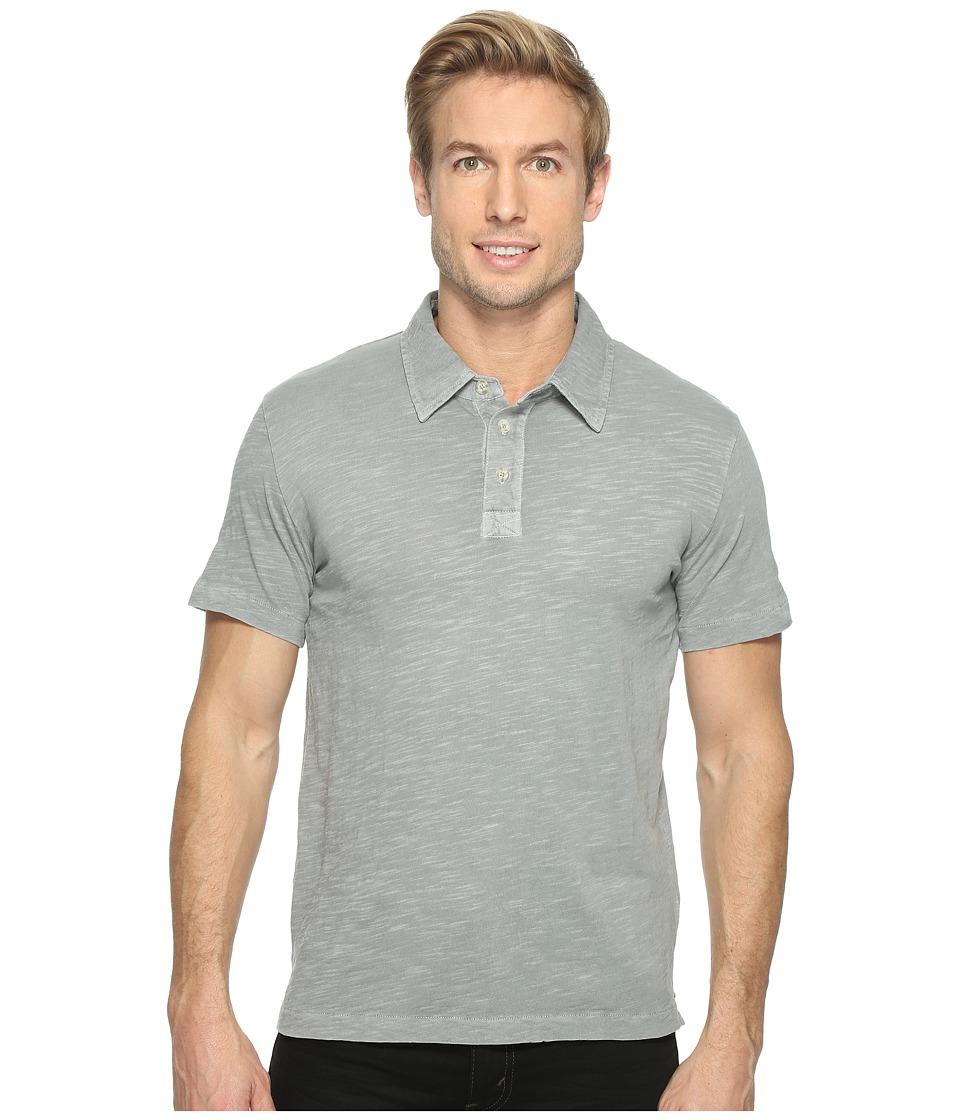 Mod-o-doc - Zuma Short Sleeve Polo (Coastal) Men's Clothing