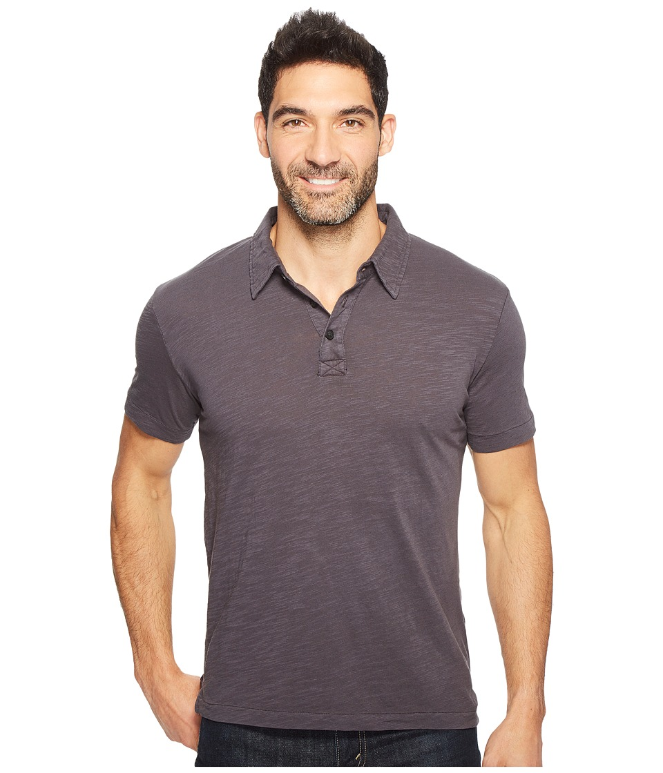 Mod-o-doc - Zuma Short Sleeve Polo (Fossil) Men's Clothing