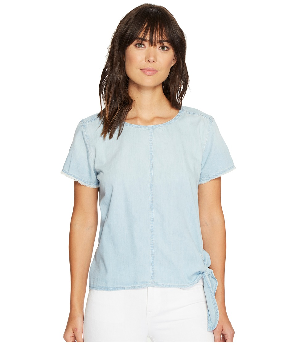 Calvin Klein Jeans Denim T-Shirt (Ryan Light) Women