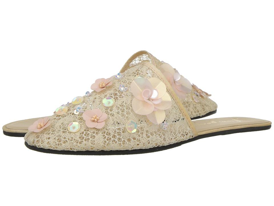 Free People - Allure Slipper (Nude) Women's Slip on Shoes