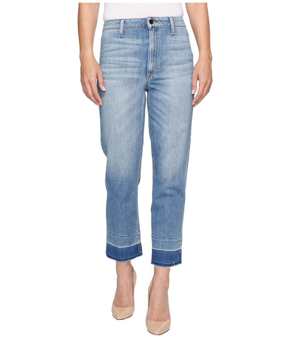 Joe's Jeans - The Jane High-Rise Straight Crop in Yenz (Yenz) Women's Jeans