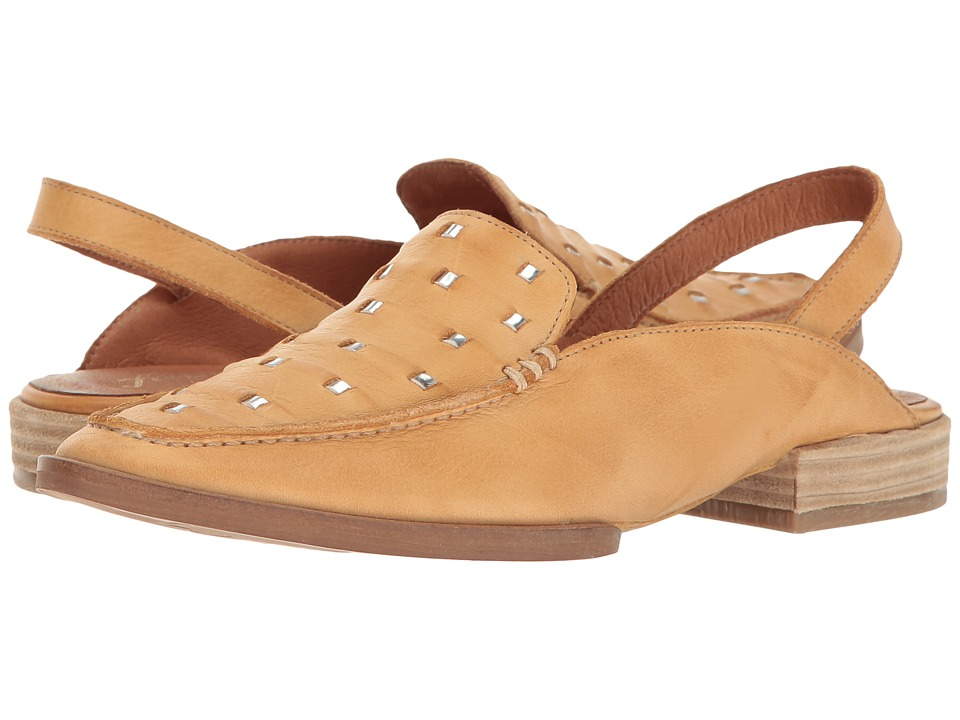 Free People - Bakersfield Slingback Mule (Taupe) Women's Slip on Shoes