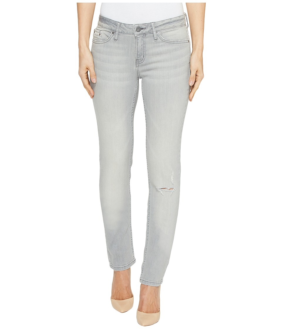 Calvin Klein Jeans Ultimate Skinny Jeans in Grey Haze Wash (Grey Haze) Women