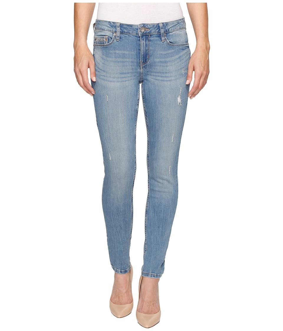 Calvin Klein Jeans Leggings Jeans in Clouded Vista Wash (Clouded Vista) Women