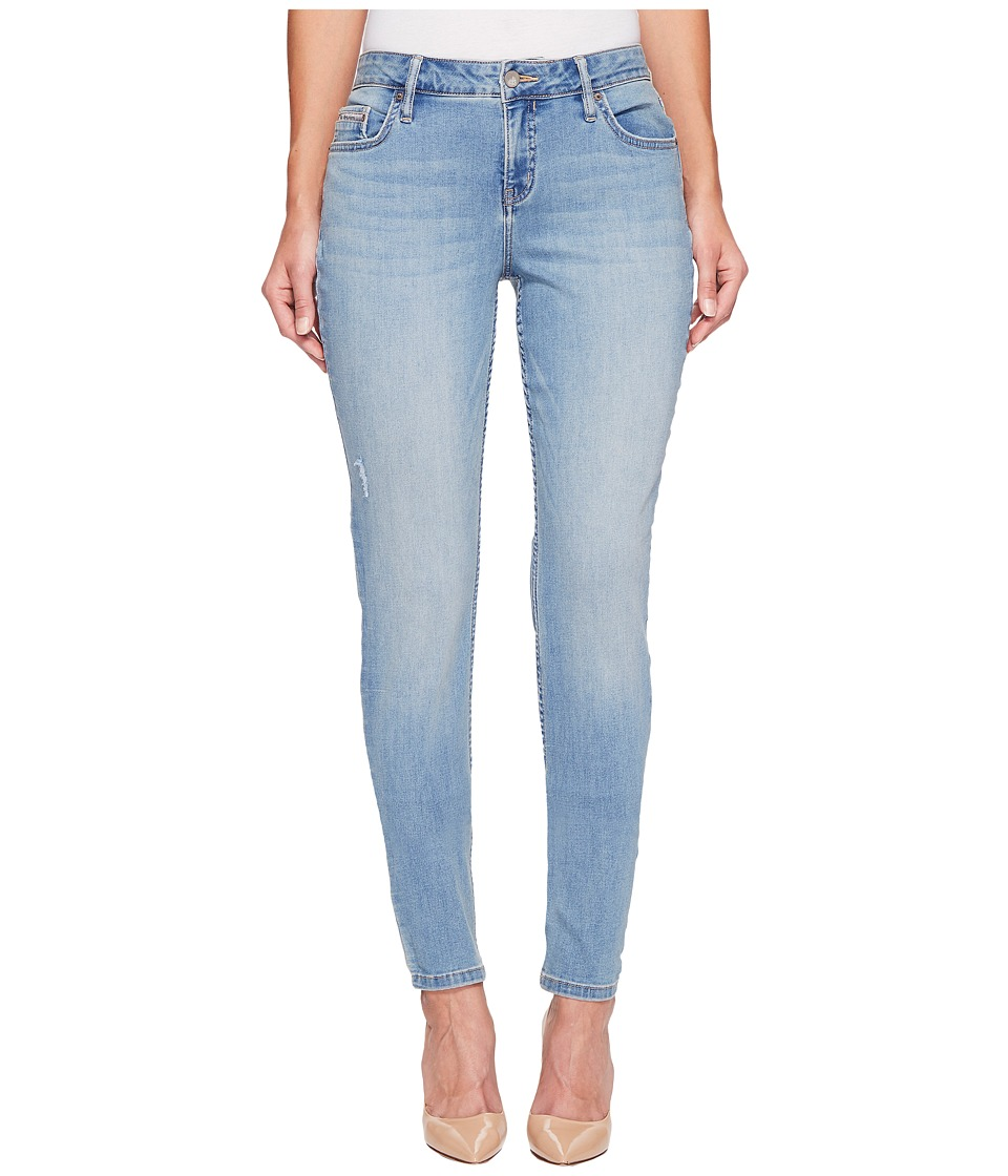 Calvin Klein Jeans - Curvy Skinny Jeans in Lake Placid Wash (Lake Placid) Women's Jeans