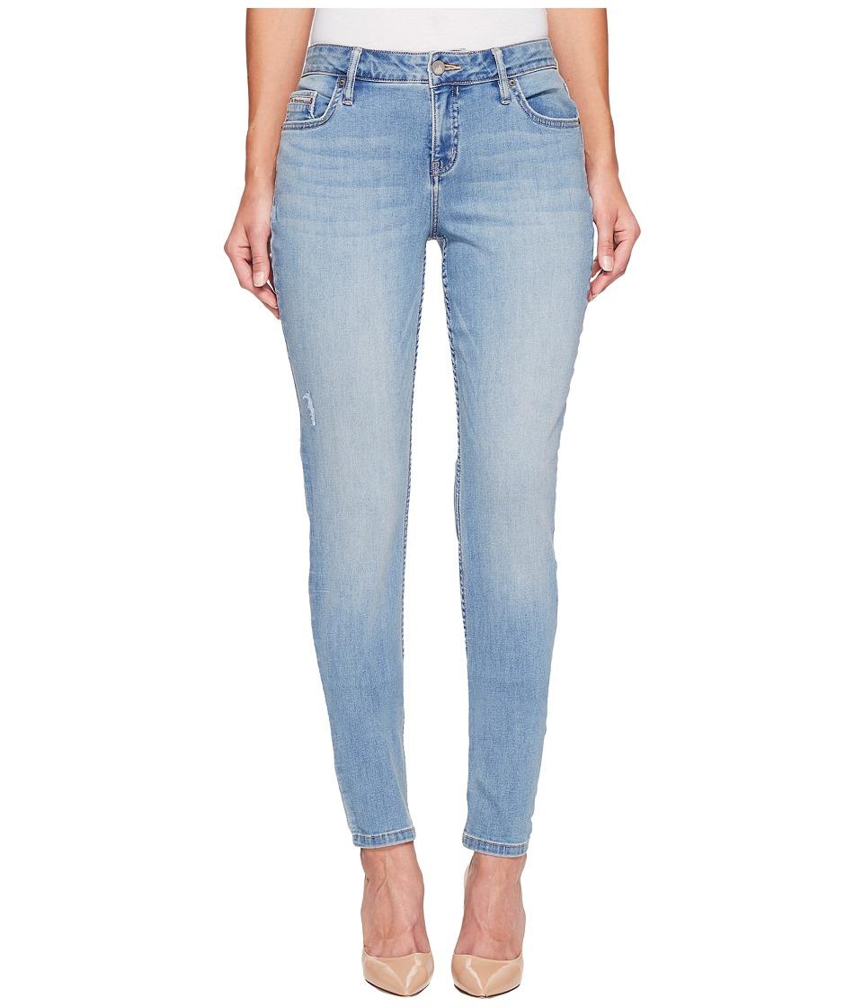 Calvin Klein Jeans - Curvy Skinny Jeans in Lake Placid Wash (Lake Placid) Women's Jeans