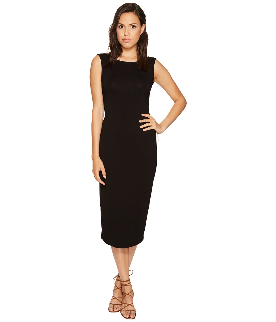 Young Fabulous & Broke - Serena Dress (Black) Women's Dress