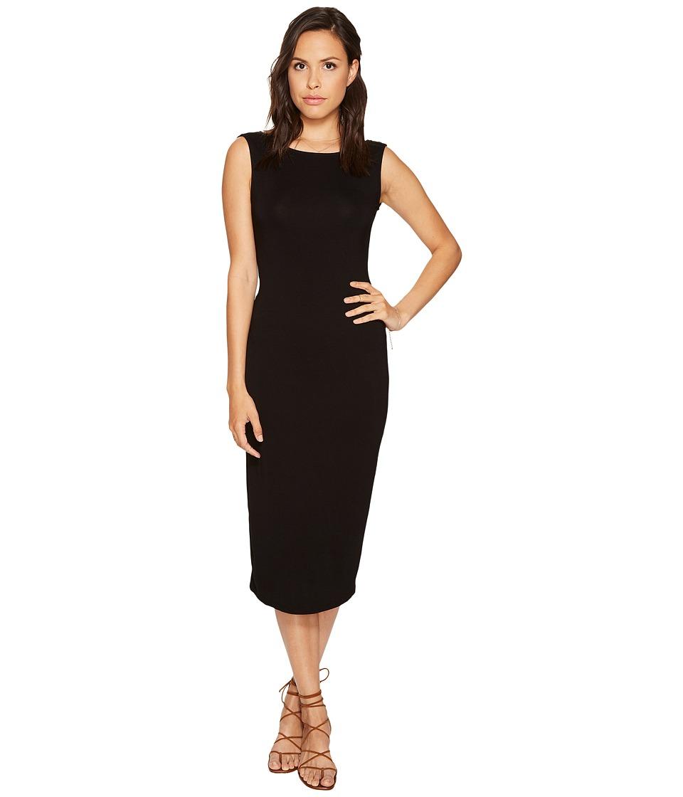 Young Fabulous & Broke - Serena Dress (Black) Women's Dress