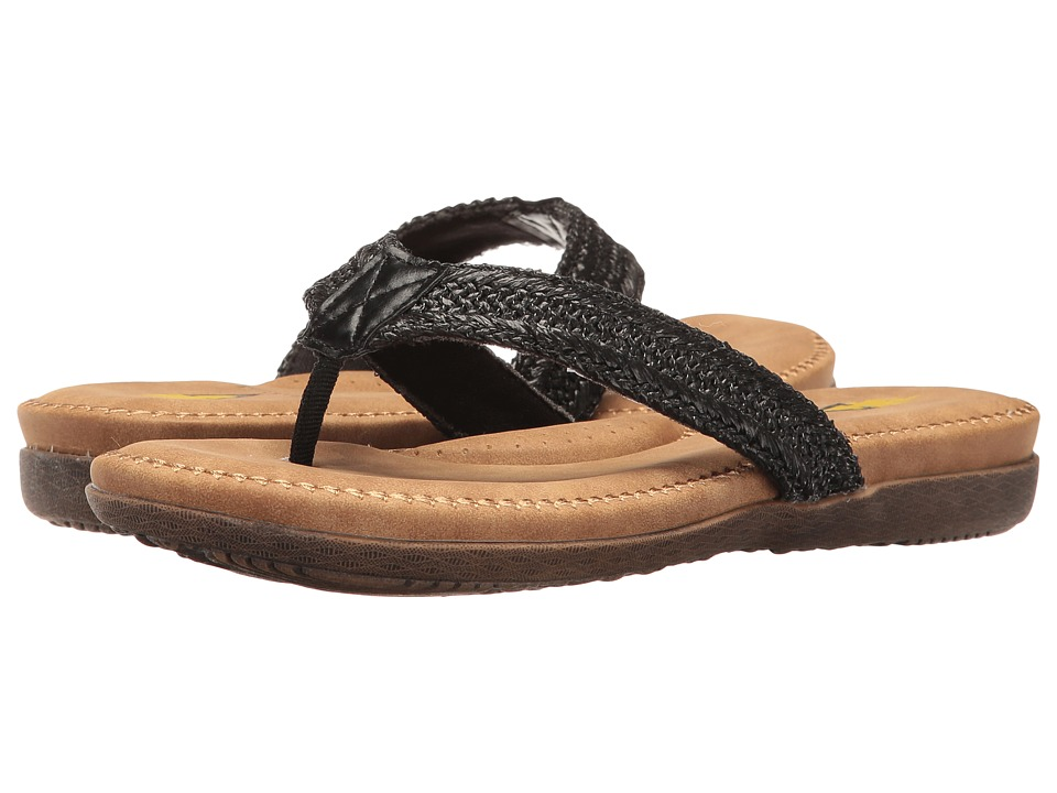 VOLATILE - Agnes (Black) Women's Sandals