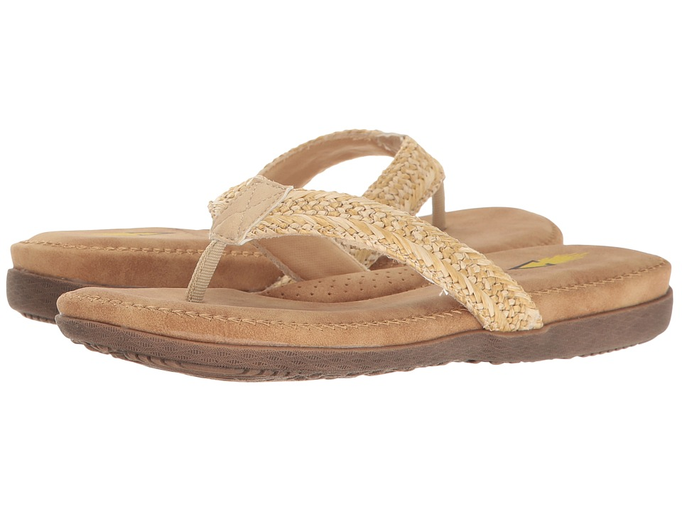 VOLATILE - Agnes (Natural) Women's Sandals