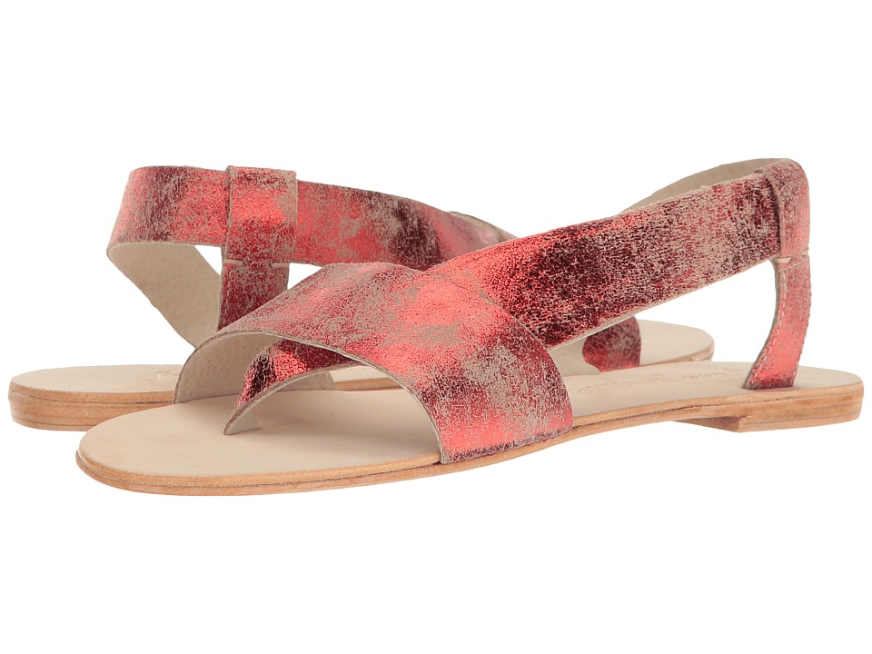 Free People - Under Wraps Sandal (Red) Women's Sandals