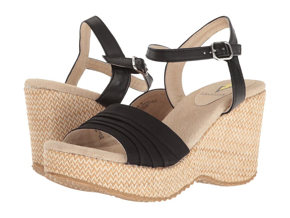 VOLATILE - Hale (Black) Women's Sandals
