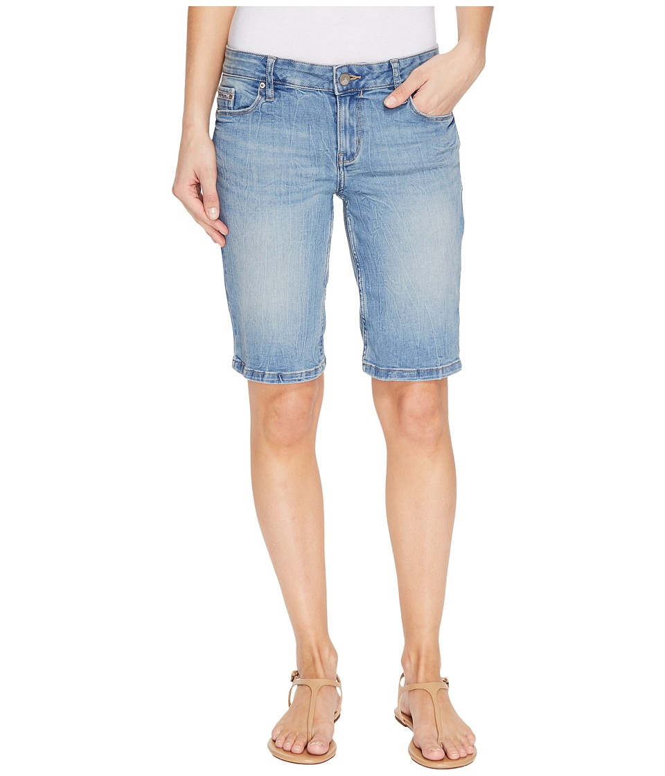 Calvin Klein Jeans - City Shorts in Clouded Vista Wash (Clouded Vista) Women's Shorts