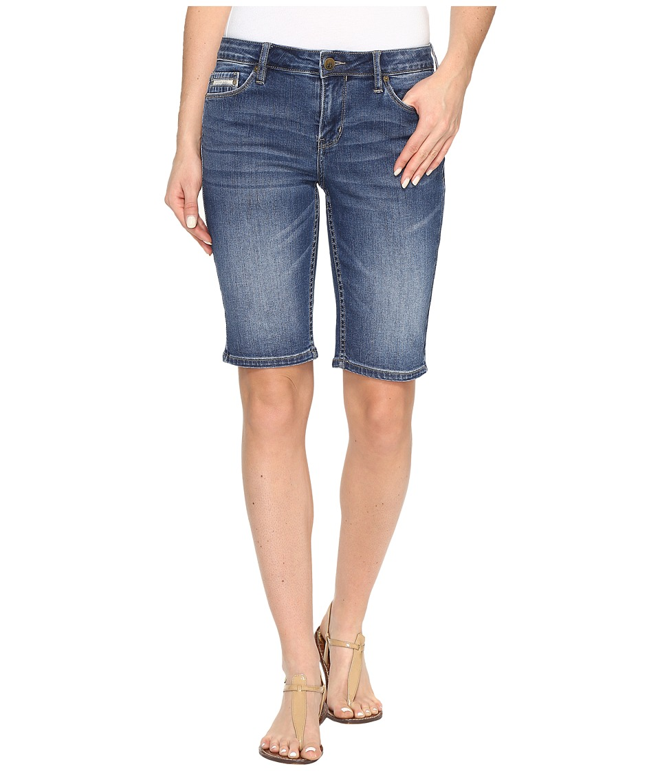 Calvin Klein Jeans - City Shorts in Halsey Wash (Halsey Wash) Women's Shorts