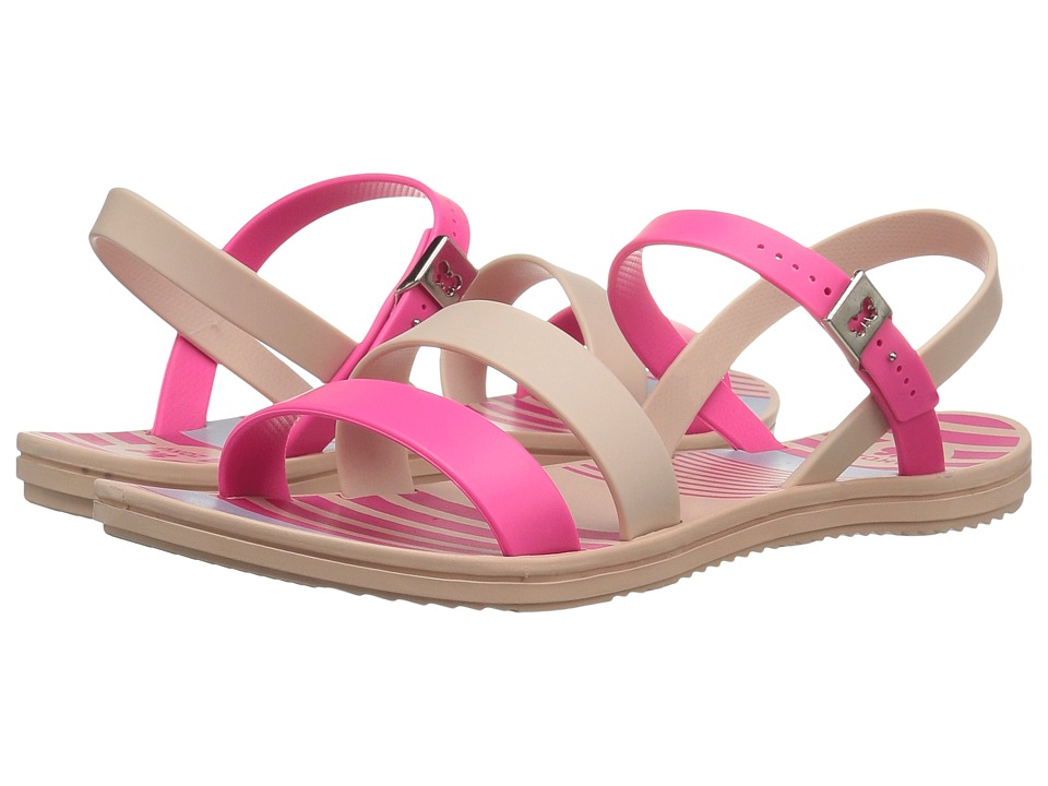 ZAXY - Urban (Pink/Nude) Women's Sandals