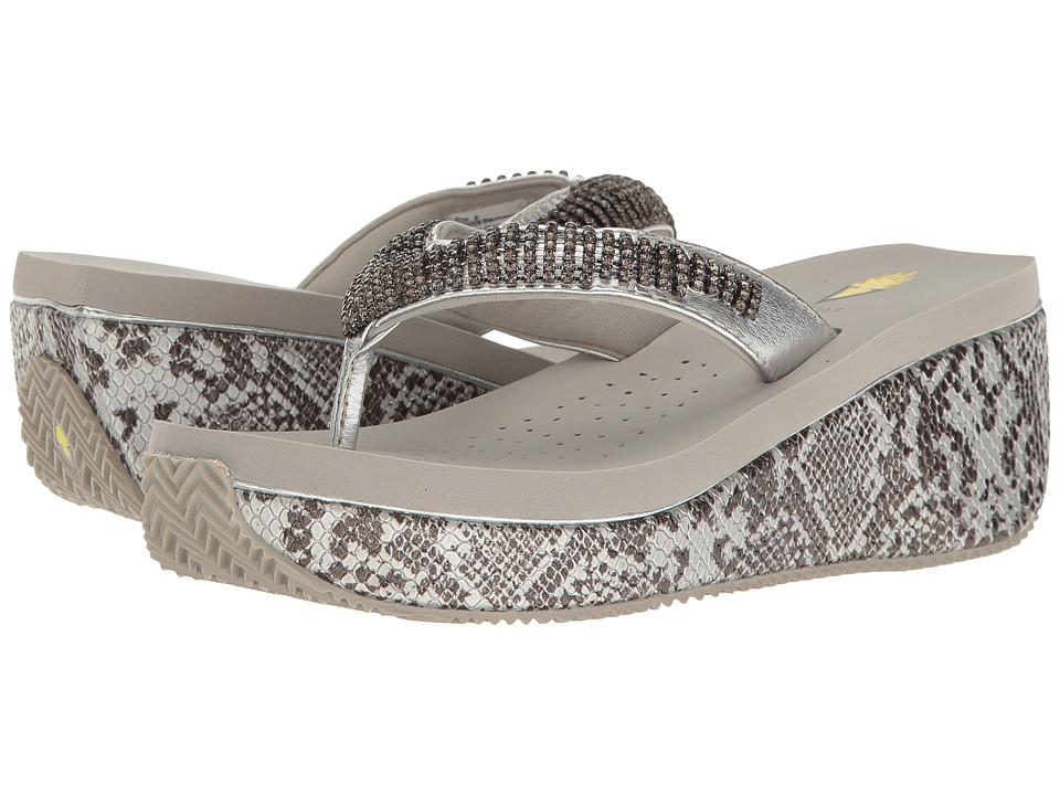 VOLATILE - Eliza (Silver) Women's Sandals