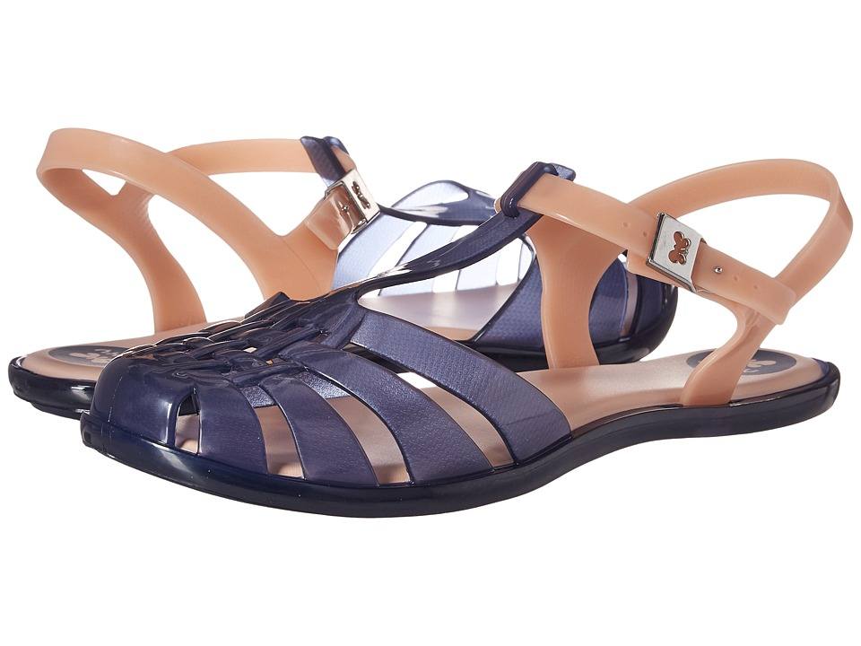 ZAXY - Dream (Blue/Nude) Women's Sandals