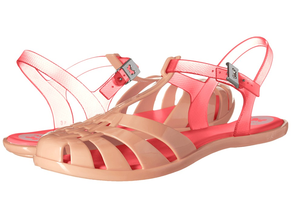ZAXY - Dream (Nude/Pink) Women's Sandals