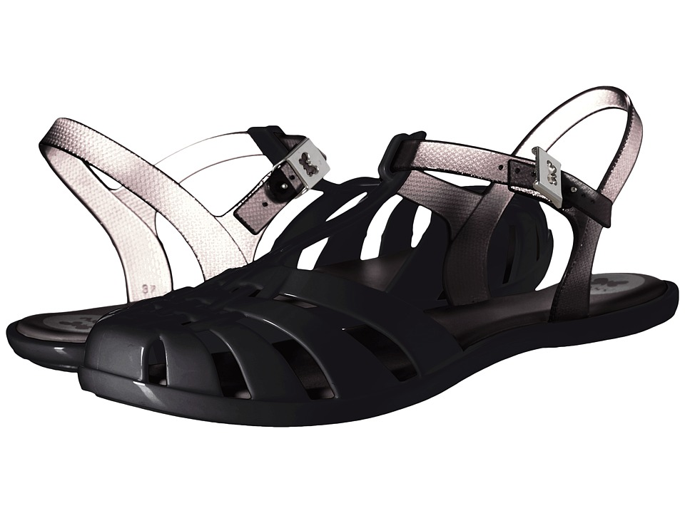 ZAXY - Dream (Black/Smoke) Women's Sandals