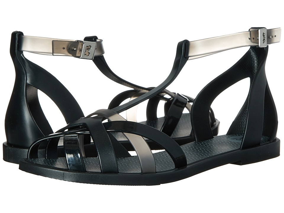 ZAXY - Frozen (Black) Women's Sandals