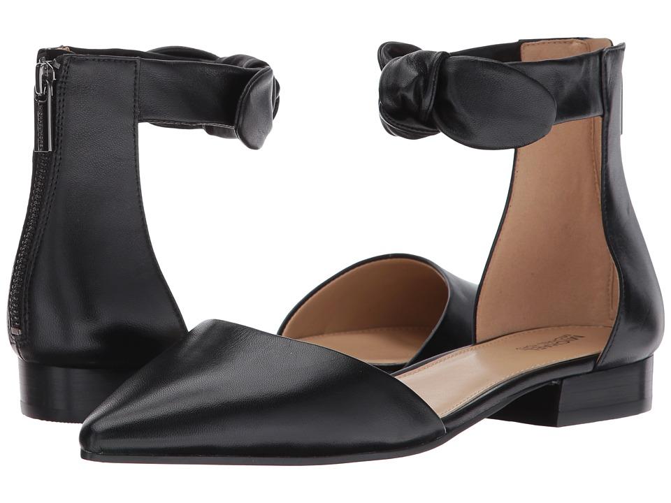 MICHAEL Michael Kors - Alina Flat (Black) Women's Shoes