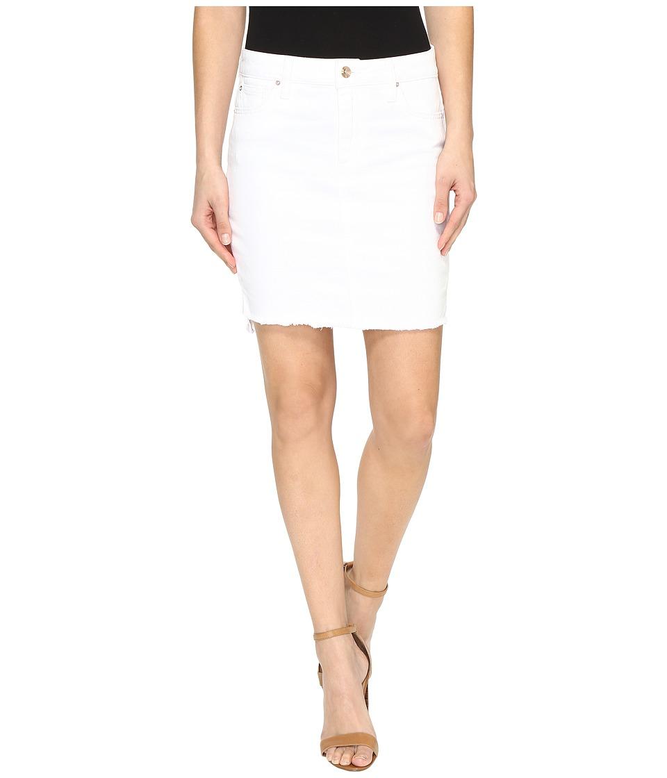 Joe's Jeans - High-Low Hem Skirt in Field (Field) Women's Skirt