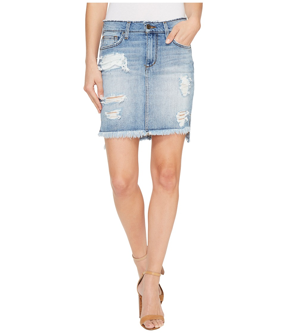 Joe's Jeans - High-Low Pencil Skirt in Tyrie (Tyrie) Women's Skirt
