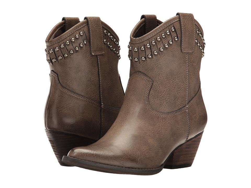 VOLATILE - Saxon (Taupe) Women's Boots