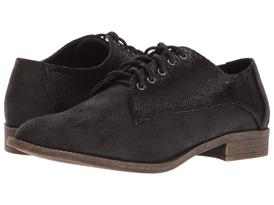 VOLATILE - Cure (Black) Women's Lace up casual Shoes