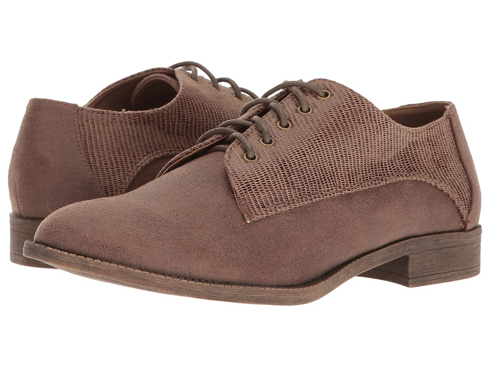 VOLATILE - Cure (Stone) Women's Lace up casual Shoes