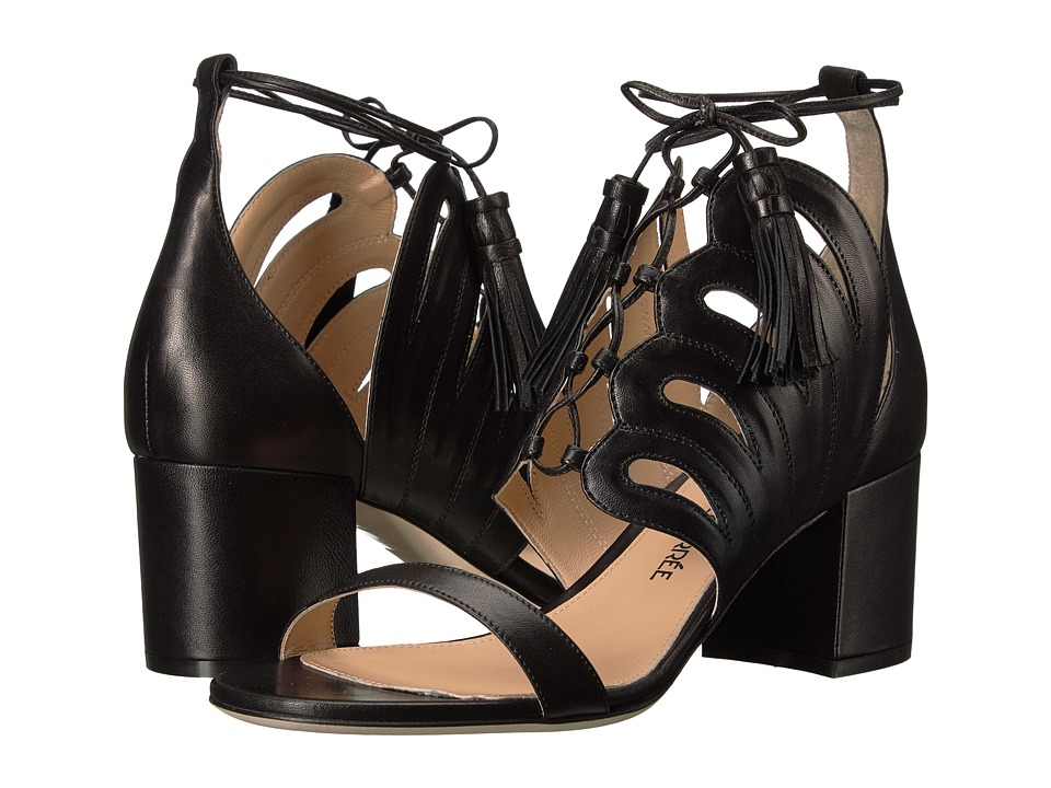 Racine Carr e - Selma (Black Kidskin) High Heels