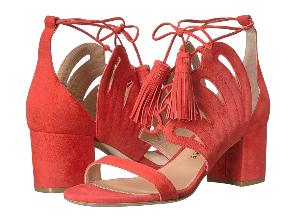 Racine Carr e - Selma (Red Suede) High Heels