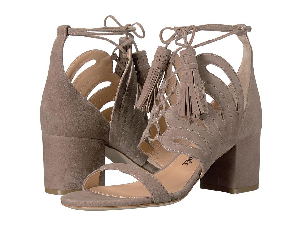 Racine Carr e - Selma (Fango Beige Suede) High Heels