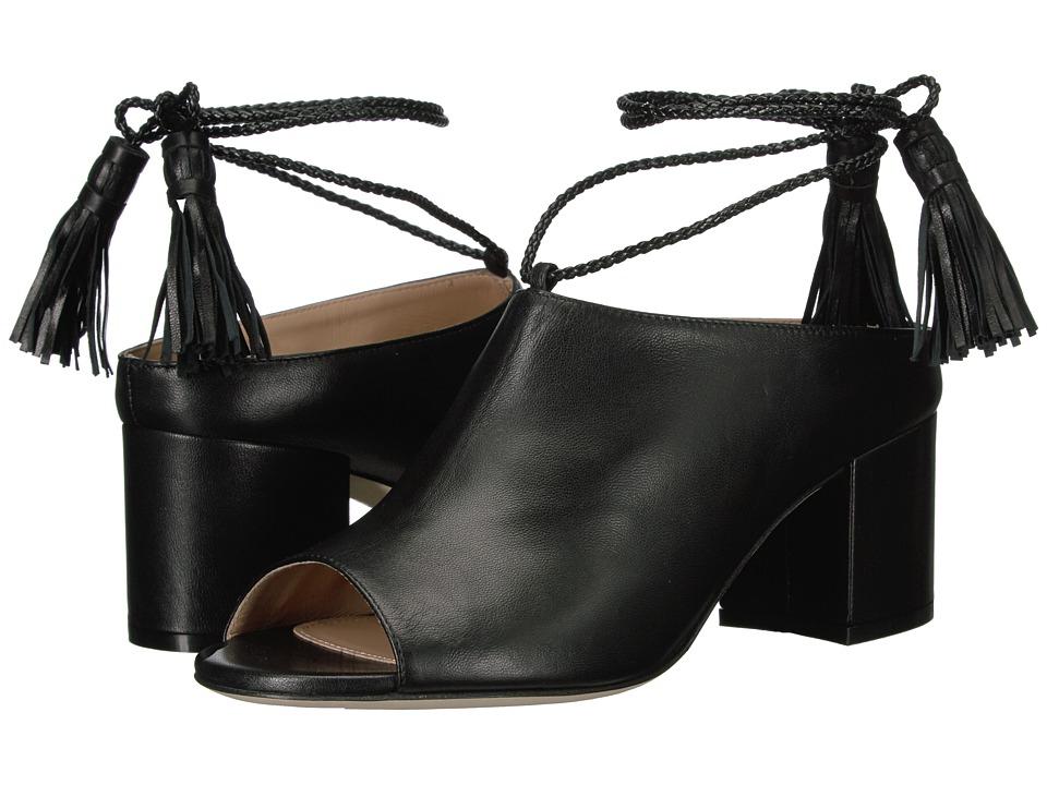 Racine Carr e Abir (Black Kidskin) High Heels