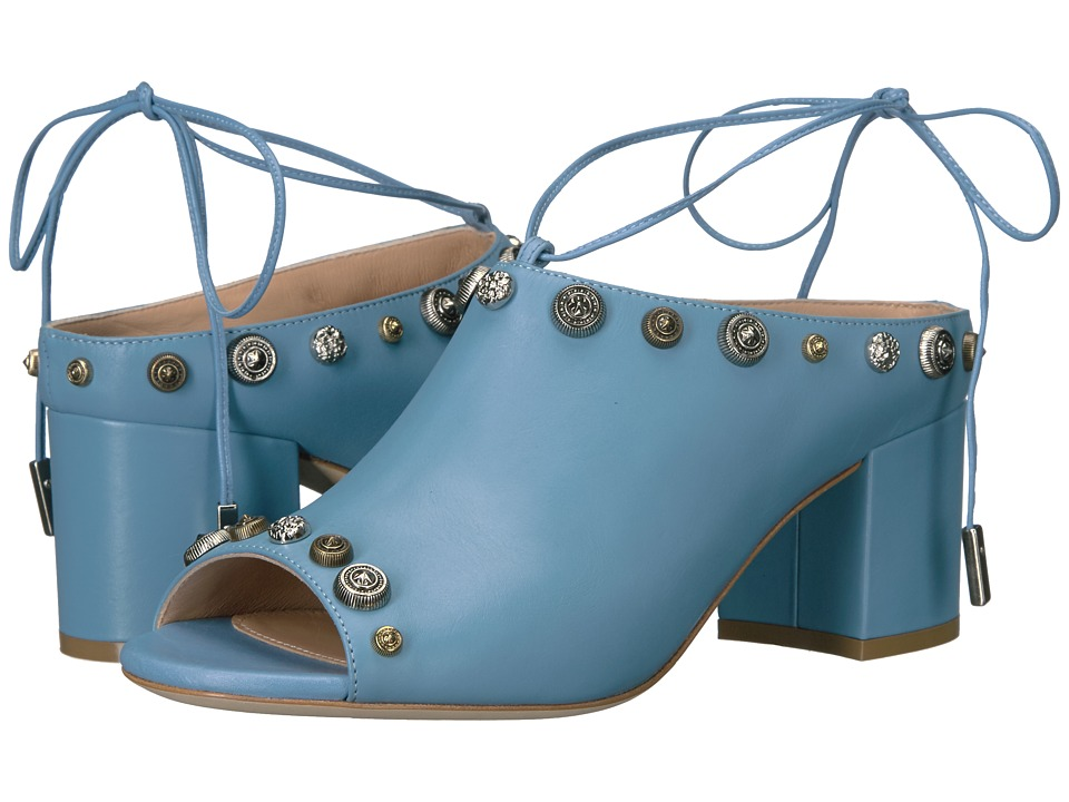 Racine Carr e - Abir (Light Blue Kidskin) High Heels