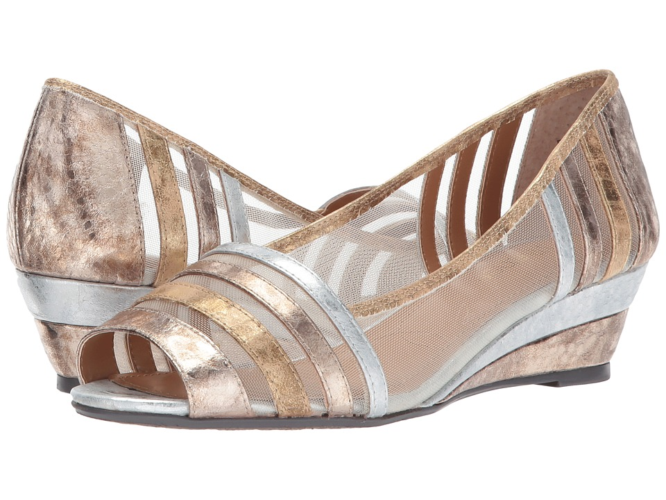 J. Renee - Florentina (Metallic Multi) Women's Sandals
