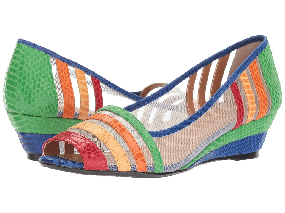 J. Renee - Florentina (Bright Multi) Women's Sandals
