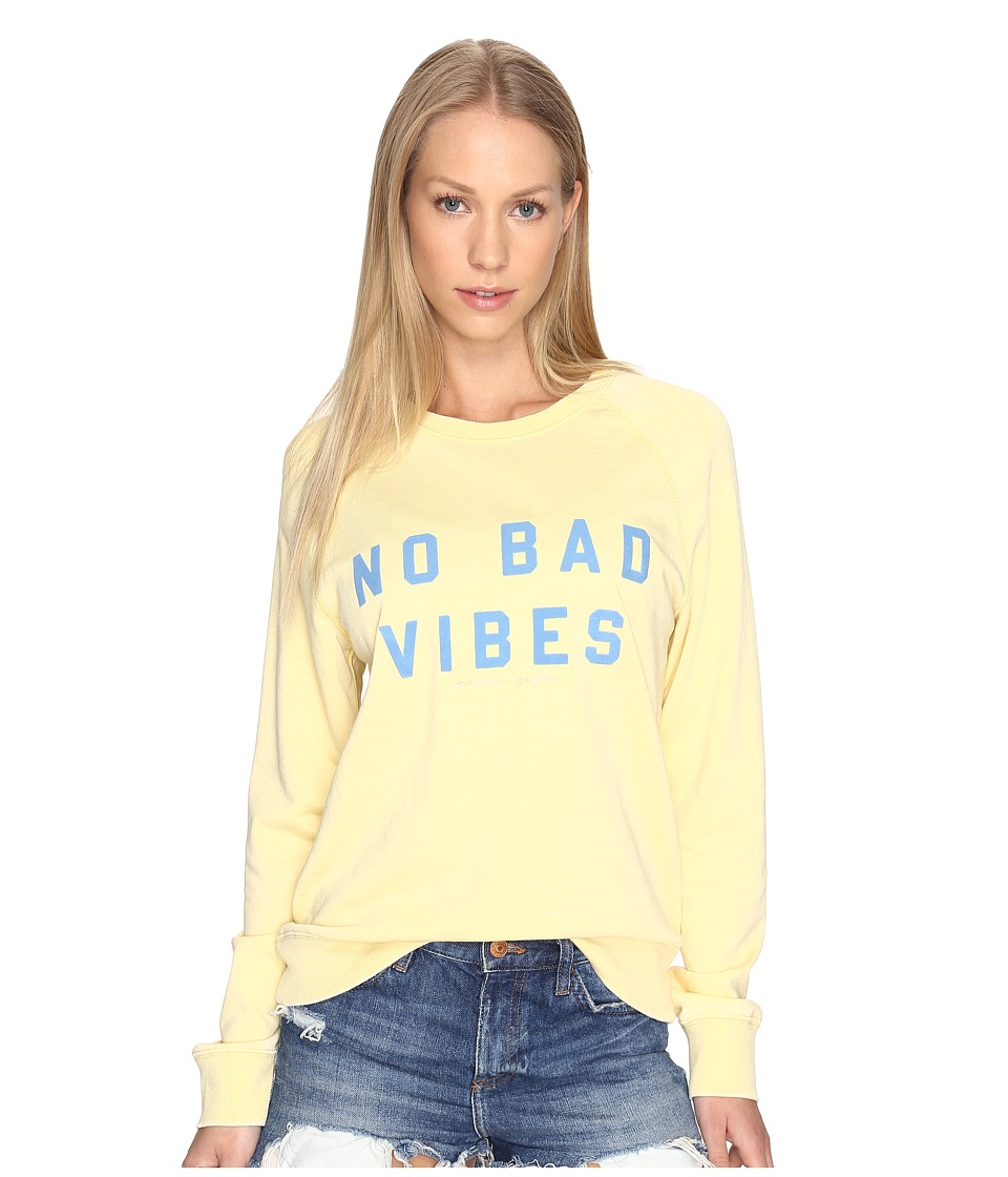 Spiritual Gangster - No Bad Vibes (Mellow Yellow) Women's Workout