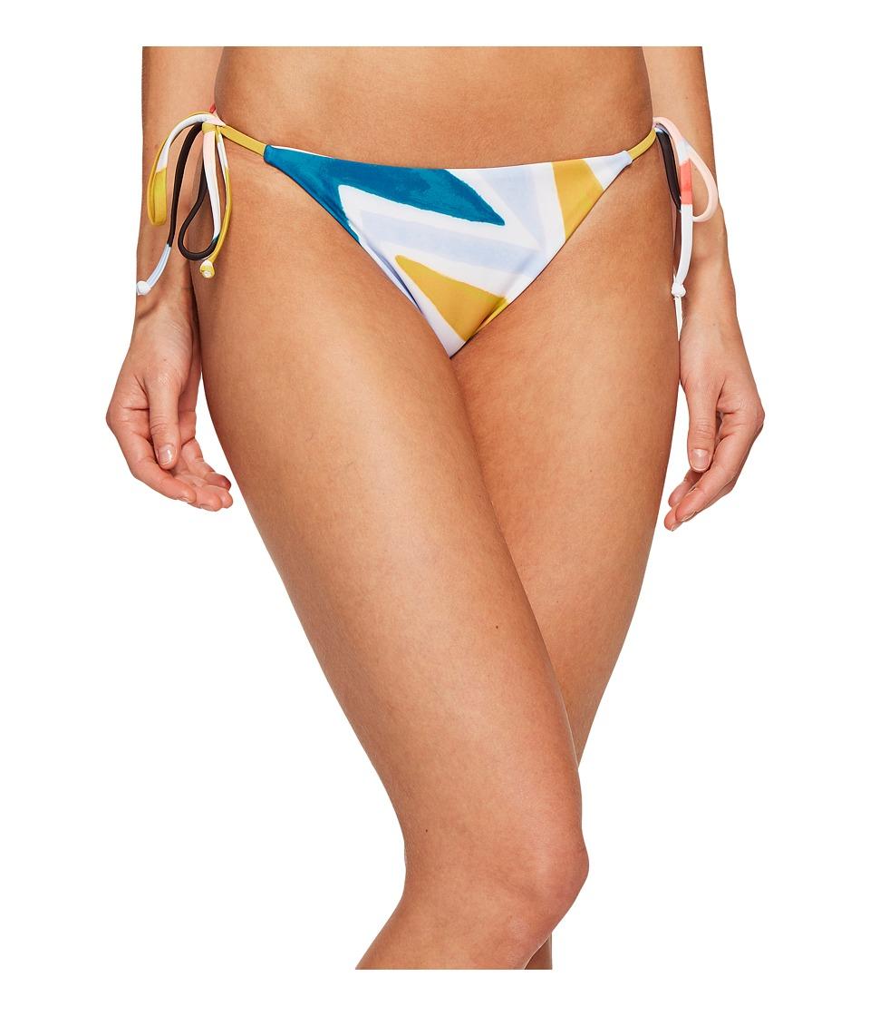 Mara Hoffman - Superstar String Bikini Bottom (Lilac) Women's Swimwear