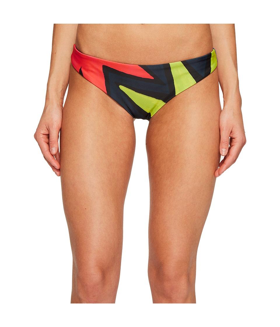 Mara Hoffman - Superstar Classic Bottom (Marine) Women's Swimwear