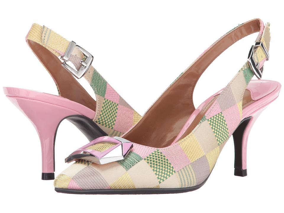 J. Renee - Lloret (Pastel Multi) Women's Sandals