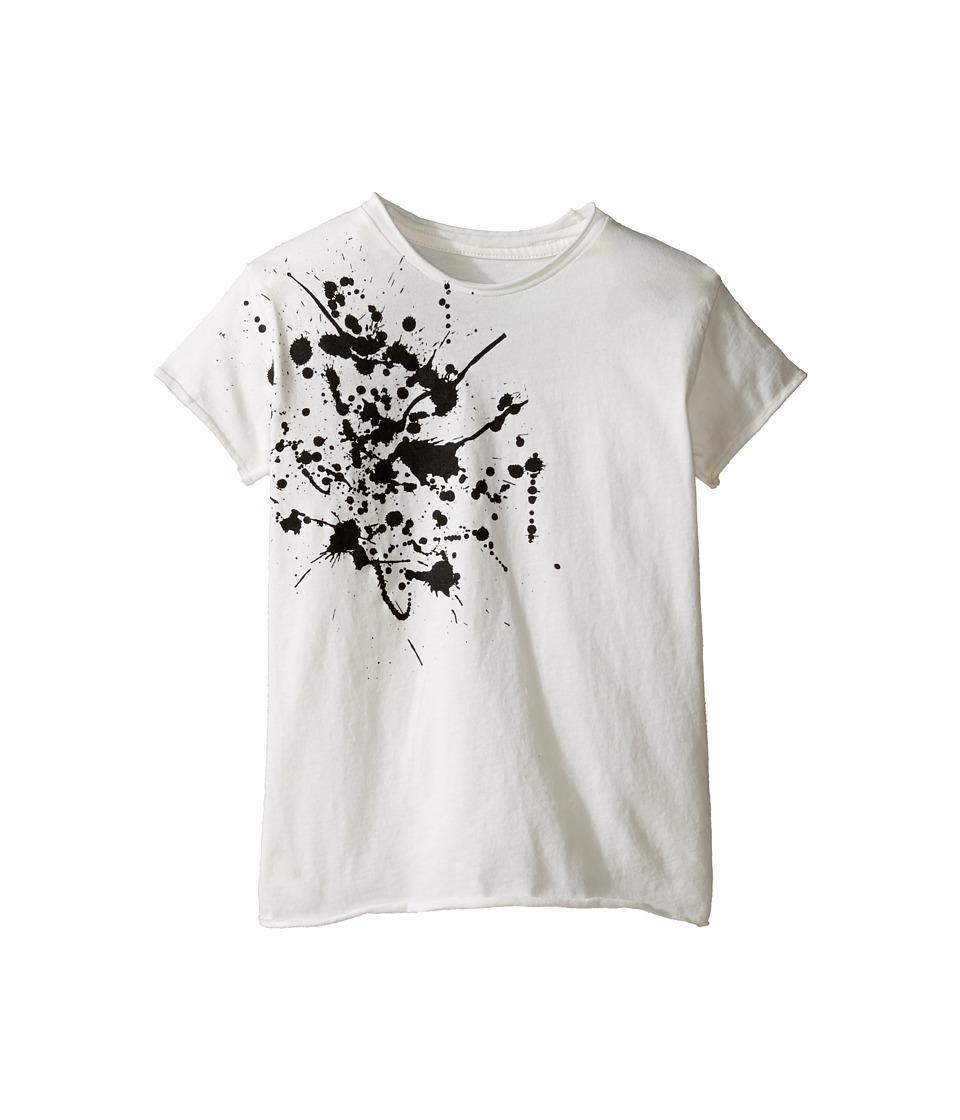 Nununu - Splash T-Shirt (Infant/Toddler/Little Kids) (White) Kid's T Shirt