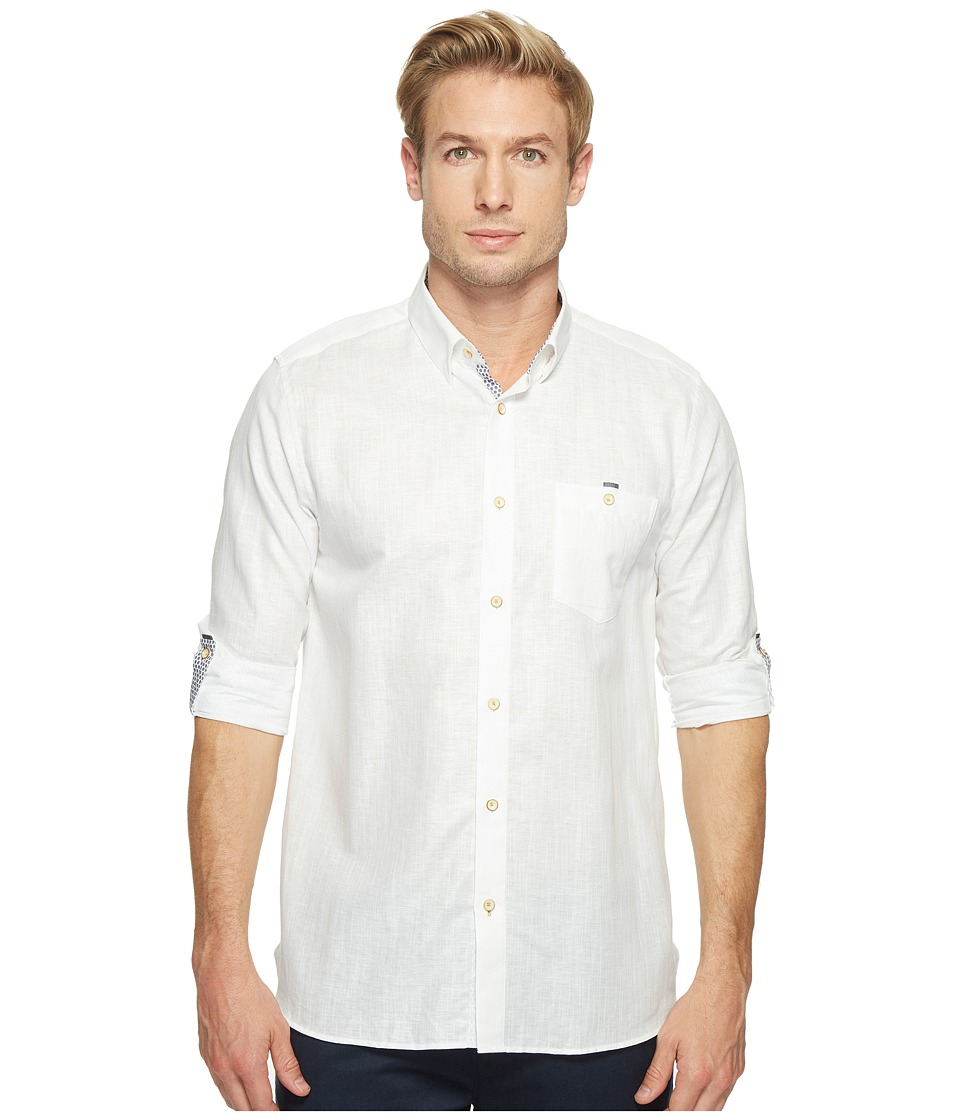 Ted Baker - Laavato (White) Men's Clothing